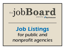 the JobBoard - Powered By Prothman